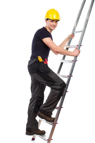 TOEIC Part1-Ladder