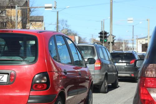 TOEIC Part3-Traffic jam