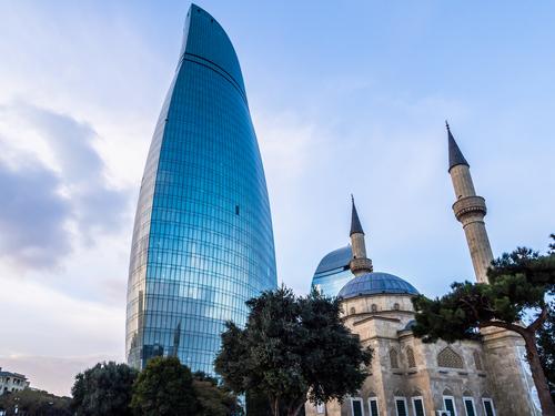 TOEIC Part1-Skyscraper