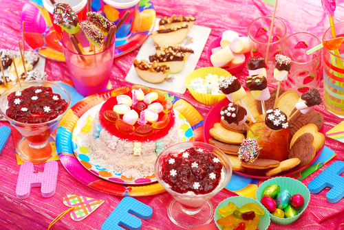 TOEIC Part2-Farewell party