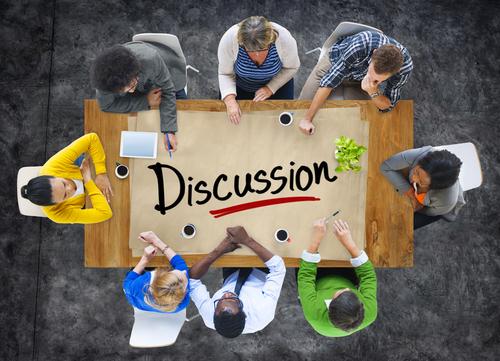 TOEIC 800 discussion