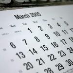 英語の月や曜日の省略|たった1つのパターンで完ぺき!