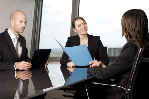 job interview toeic