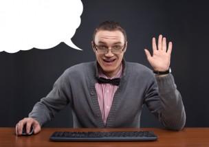 オンラインや英会話スクールのイメージ