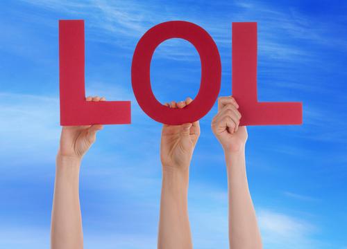 LOLのイメージ写真