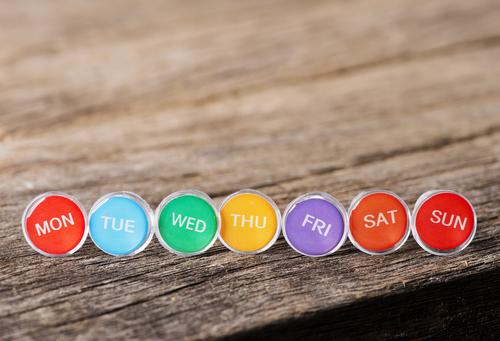 英語の曜日|書き方や表現の基本を押さえる4つのポイント