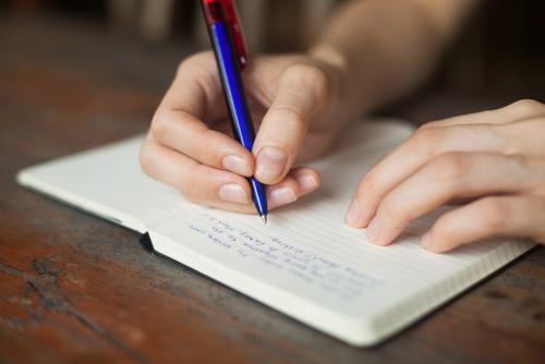 write diary