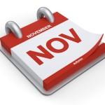 「11月」の英語|発音とスペルだけじゃない知識も学ぶ!