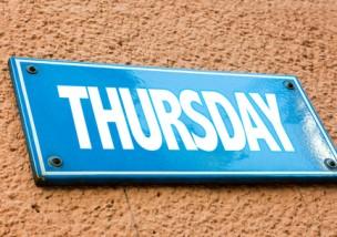 木曜日」の英語|正しい発音と3...
