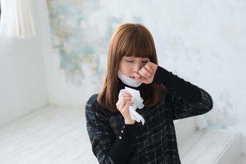 symptom hay fever