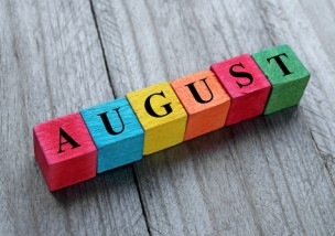 august-month