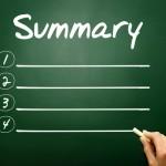 「概要」の英語|ビジネスや書類には欠かせない5つの英単語