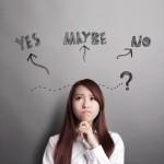「多分(たぶん)」の英語 3つの基本英単語とその使い方