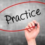 「練習」の英語|4つもある基本英単語と関連英語一覧