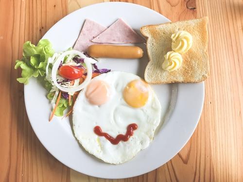 英語 朝 ごはん おはよう朝日です