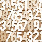 英語の数字|7つのパターンでの書き方や読み方の基本と覚え方・勉強法
