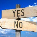 英語の「否定疑問文」|意味やニュアンス・2つの返答の仕方や例文