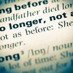 「no longer」の意味や使い方|12個の例文と言い換えなど
